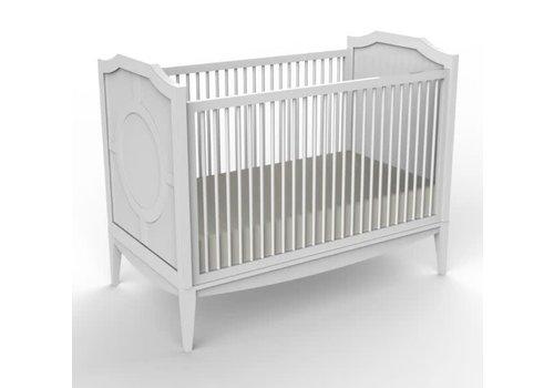 Duc Duc Duc Duc Regency Crib In White