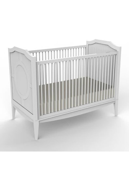 Duc Duc Duc Duc Regency Crib In White