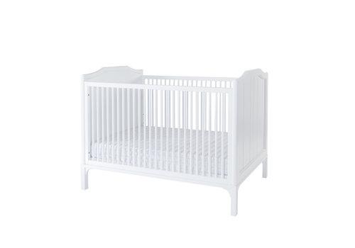 Duc Duc Duc Duc Stonington Crib In White