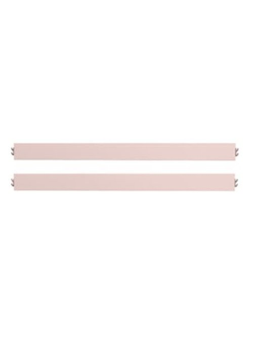 Evolur Baby Aurora Bed Rail In Blush Pink