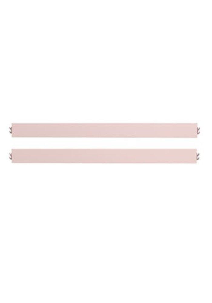 Evolur Baby Aurora Bed Rail In Blush Pink