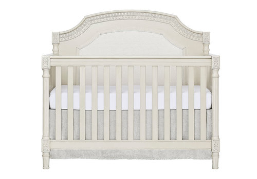 Evolur Baby Julienne 5-in-1 Convertible Crib In Cloud