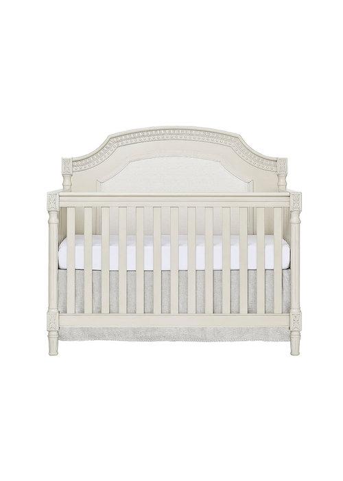 Evolur Baby Julienne 5-in-1 Convertible Crib In Cloud
