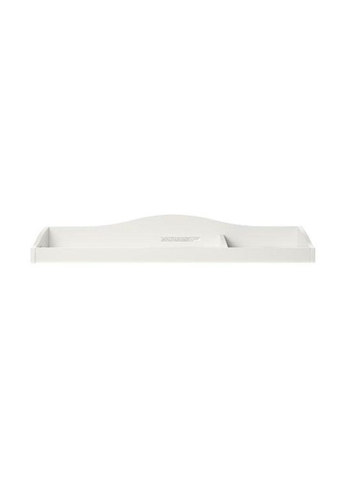 Evolur Baby Changing Tray In White
