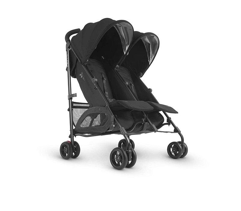 2020 Uppa Baby G-Link 2 Stroller In Jake (Black/Carbon)