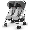UppaBaby 2020 Uppa Baby G-Link 2 Stroller In Jordan (Charcoal Melange/Silver)