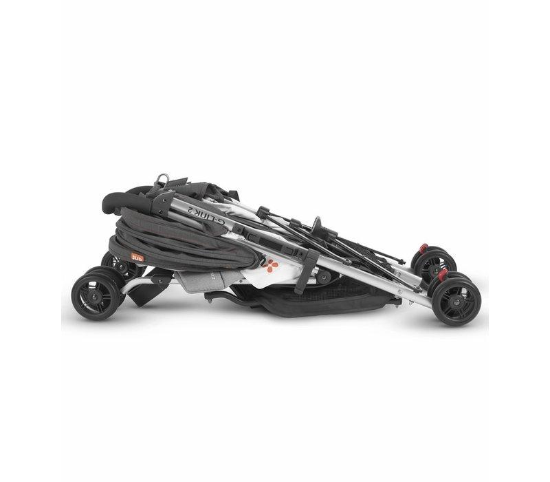 2020 Uppa Baby G-Link 2 Stroller In Jordan (Charcoal Melange/Silver)