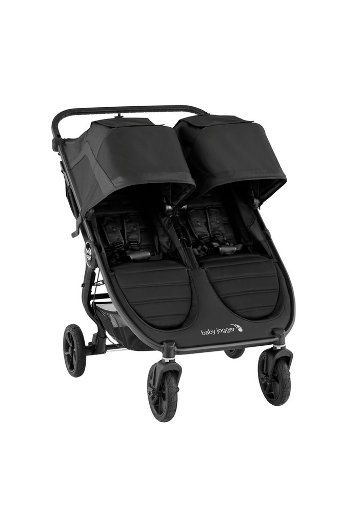 2020 Baby Jogger City Mini GT2 Double In Jet