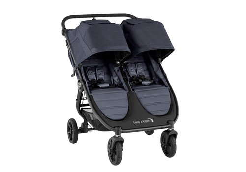 Baby Jogger 2020 Baby Jogger City Mini GT2 Double In Carbon