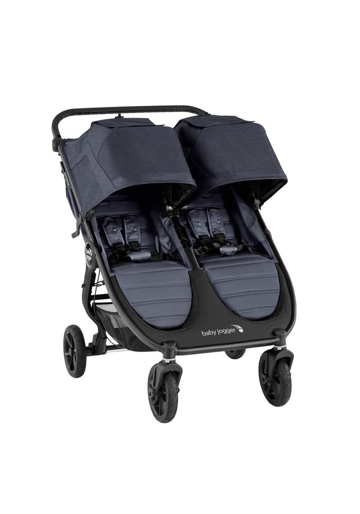 2020 Baby Jogger City Mini GT2 Double In Carbon