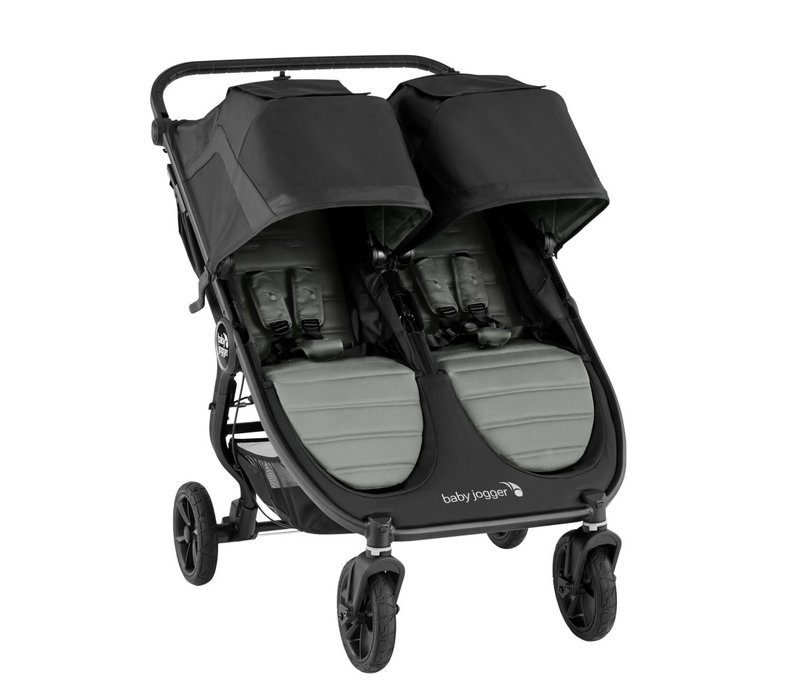 2020 Baby Jogger City Mini GT2 Double In Slate