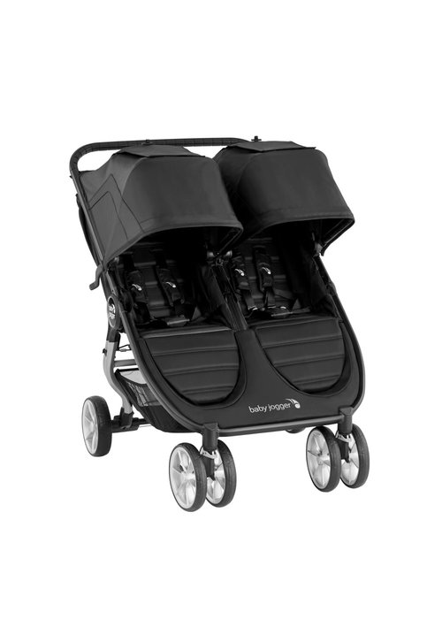Baby Jogger 2020 Baby Jogger City Mini 2 Double In Jet