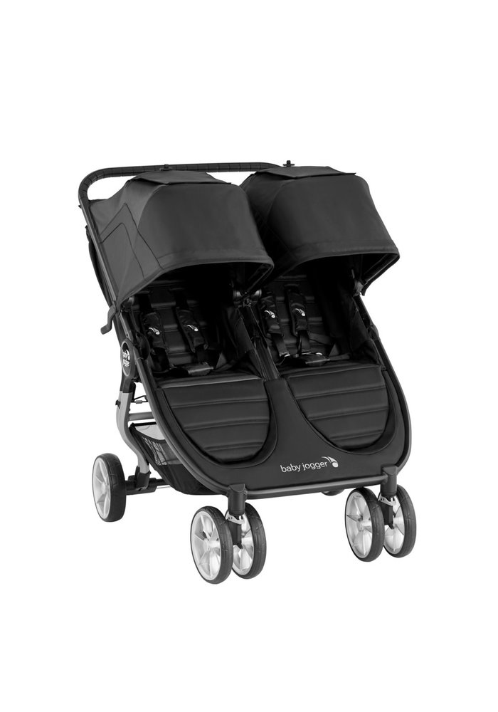 2020 Baby Jogger City Mini 2 Double In Jet