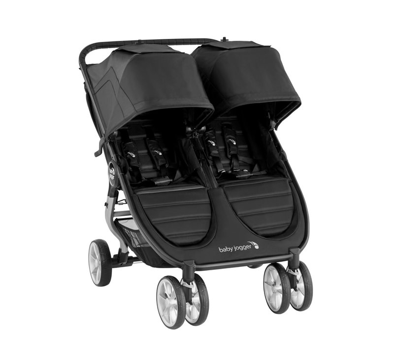 2020 Baby Jogger City Mini 2 Double In Jet