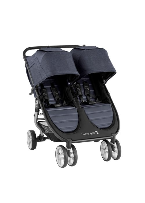 Baby Jogger 2020 Baby Jogger City Mini 2 Double In Carbon