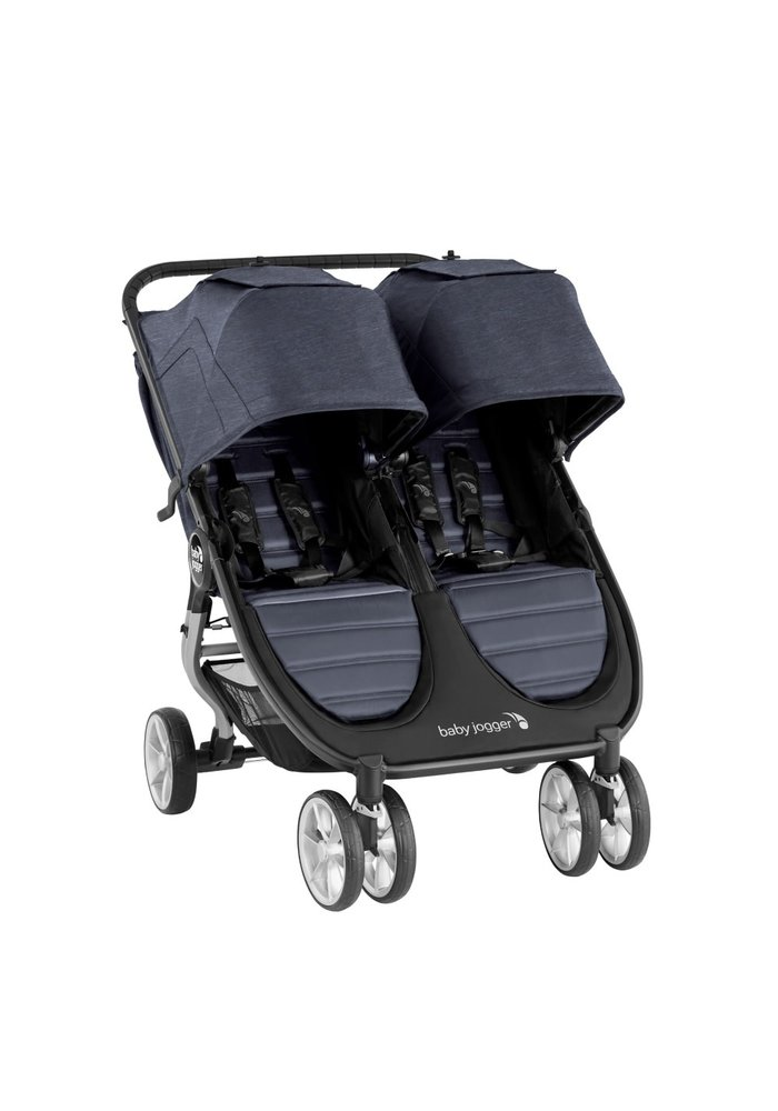 2020 Baby Jogger City Mini 2 Double In Carbon