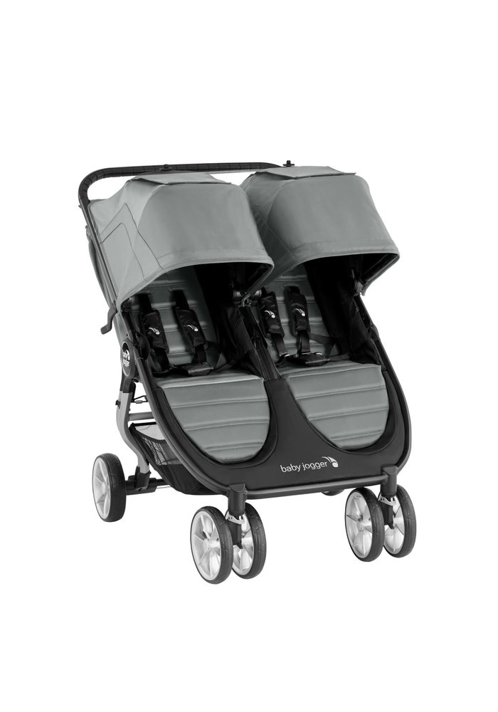 2020 Baby Jogger City Mini 2 Double In Slate