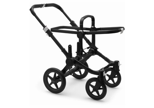 Bugaboo Bugaboo Donkey3 Stroller Base In Black (BOX 1)