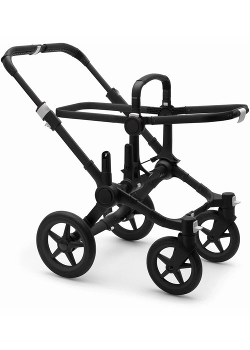 Bugaboo Bugaboo Donkey3 Stroller Base In Black (BOX 1)