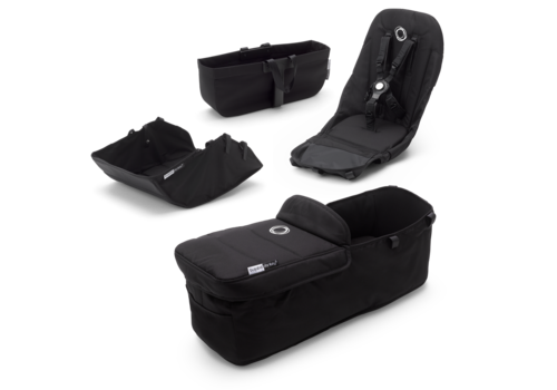 Bugaboo Bugaboo Donkey3 Style Set In Black (BOX 2)