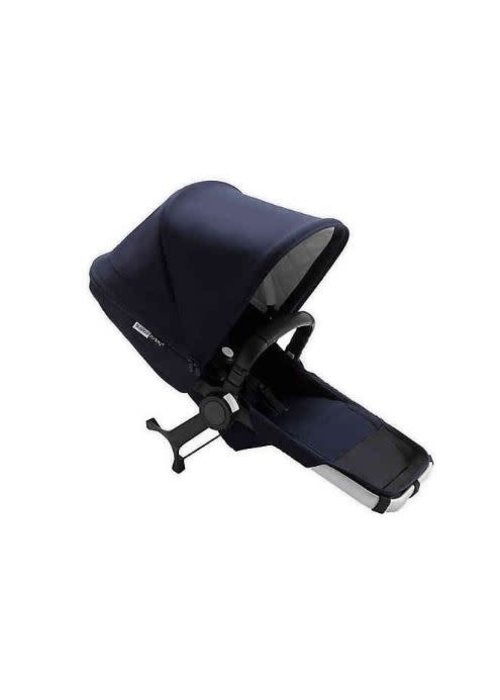 Bugaboo Bugaboo Donkey3 Classic Duo Extension Complete Aluminum/Dark Navy