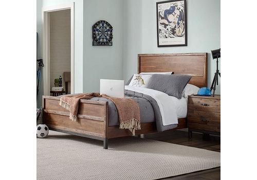 ED By Ellen Degeneres ED Ellen Degeneres Greystone Full Bed In Hewn Brown