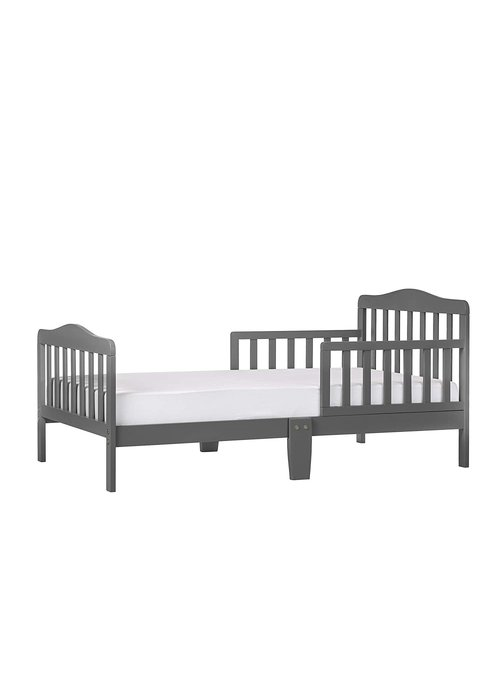 Dream On Me Toddler Bed In Storm Grey
