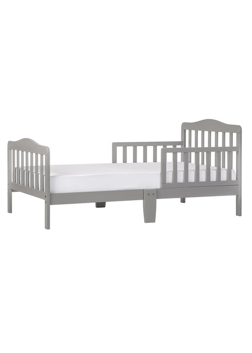 Dream On Me Toddler Bed In Grey