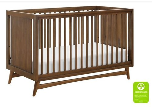 Baby Letto Baby Letto 3-in-1 Convertible Crib With Toddler Bed Conversion Kit