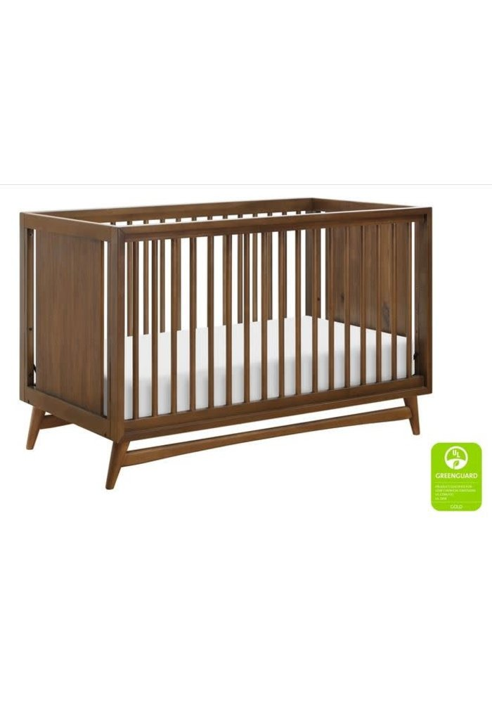 Baby Letto 3-in-1 Convertible Crib With Toddler Bed Conversion Kit