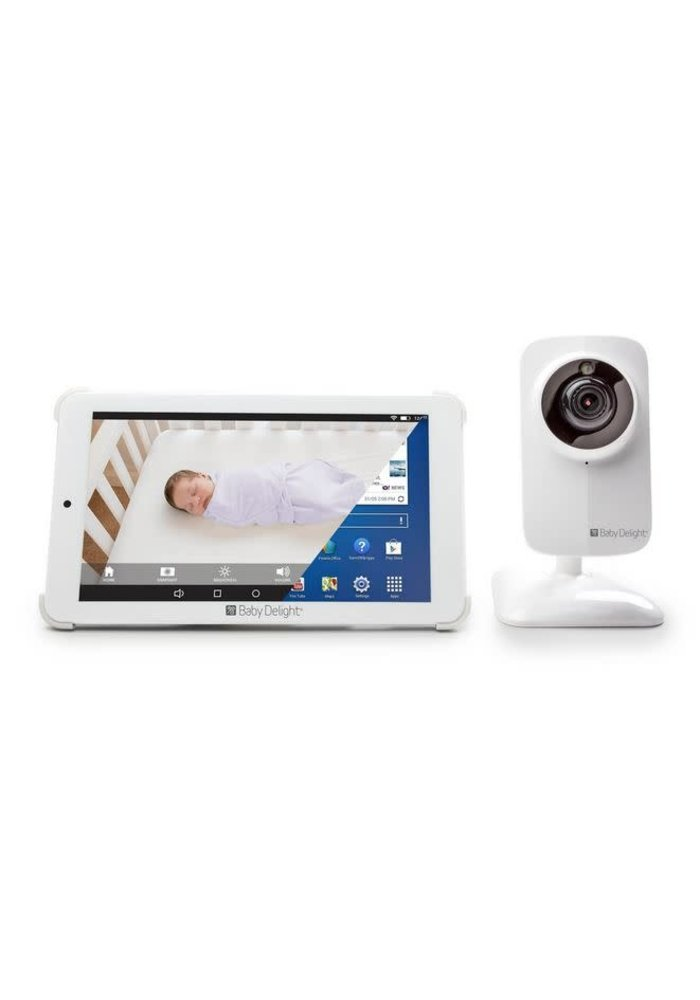 Baby Delight Snuggle Nest 7″ HD Tablet WiFi Monitor