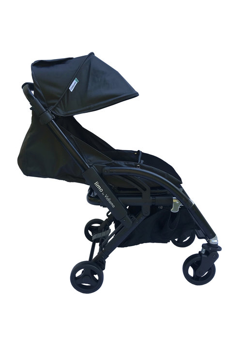 Vidiamo Vidiamo Limo Stroller In Black