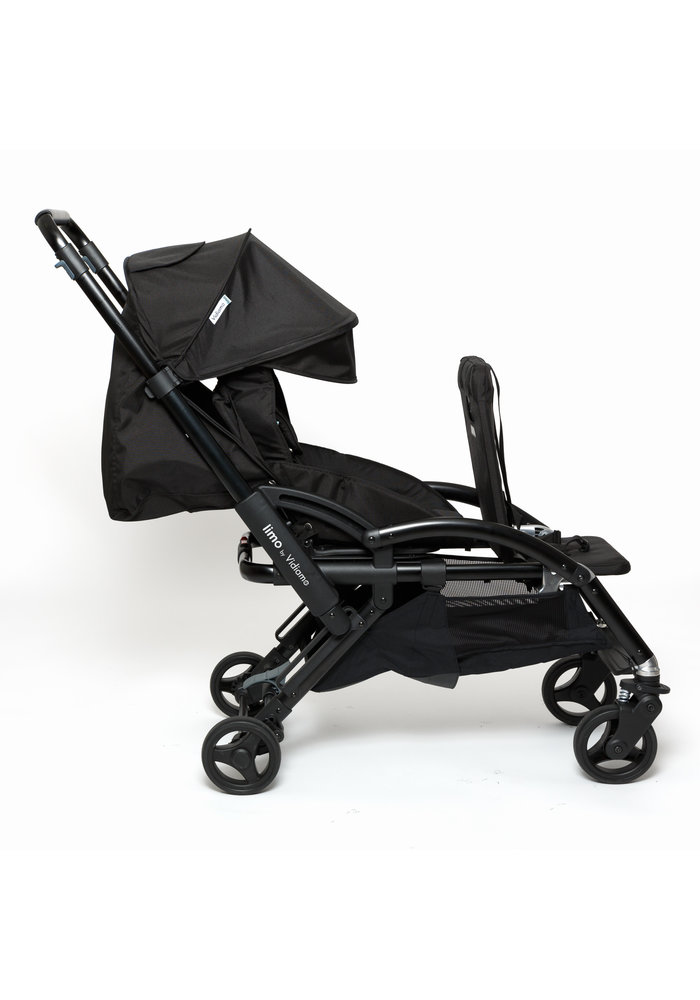 Vidiamo Limo Stroller In Black