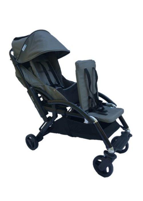 Vidiamo Vidiamo Limo Stroller In Carbon Grey