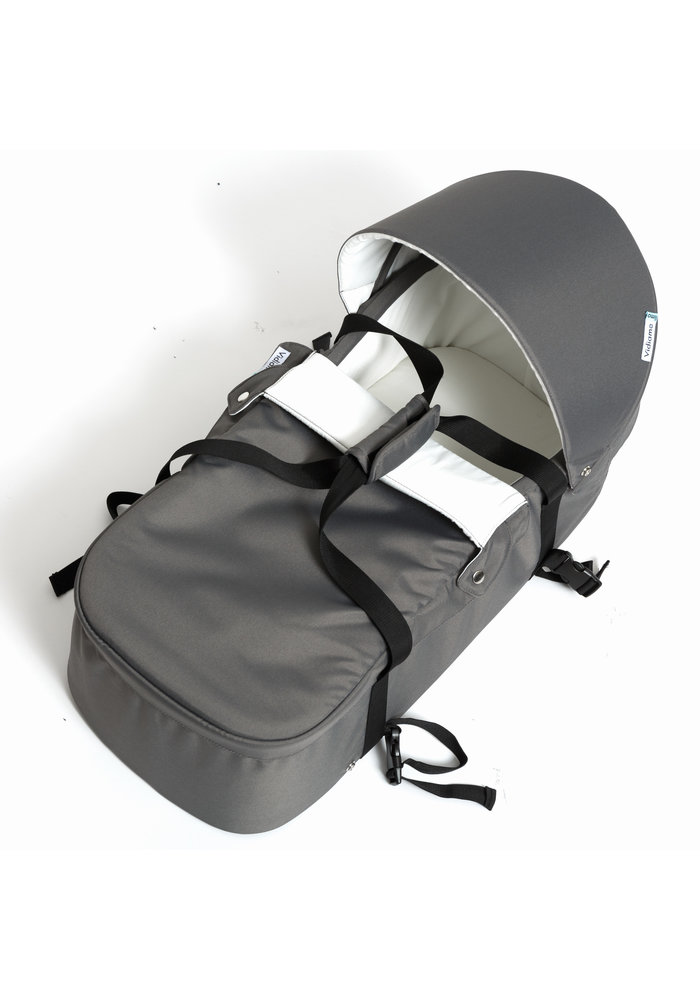 Vidiamo Limo Carrycot In Grey