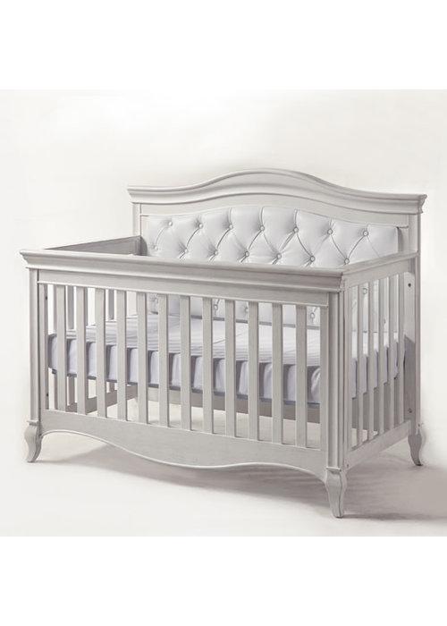 Pali Furniture Pali Furniture Diamante Forever Crib In Vintage White with White Panel