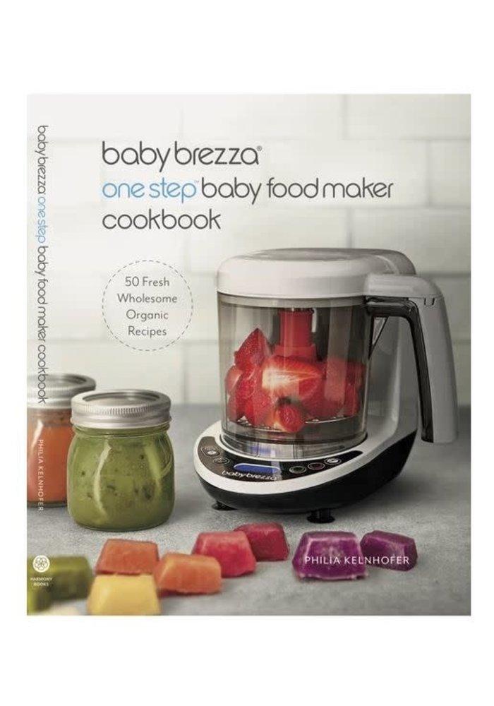 Baby Brezza Baby Food Maker Cook Book