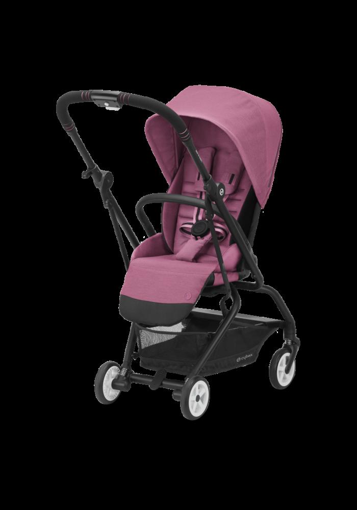 Cybex Eezy S Twist 2 Stroller - Magnolia Pink