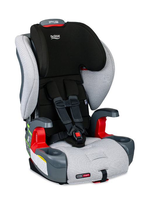 Britax Britax Grow With You ClickTight Plus Booster Car Seat - Clean Comfort