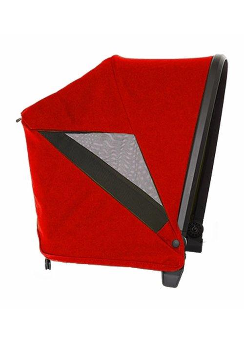 Veer Veer Custom Retractable In Pele Red