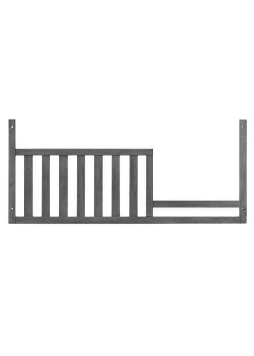 Oxford Baby Oxford Baby Holland Toddler Guard Rail For 4 In 1 Crib In Cloud Gray