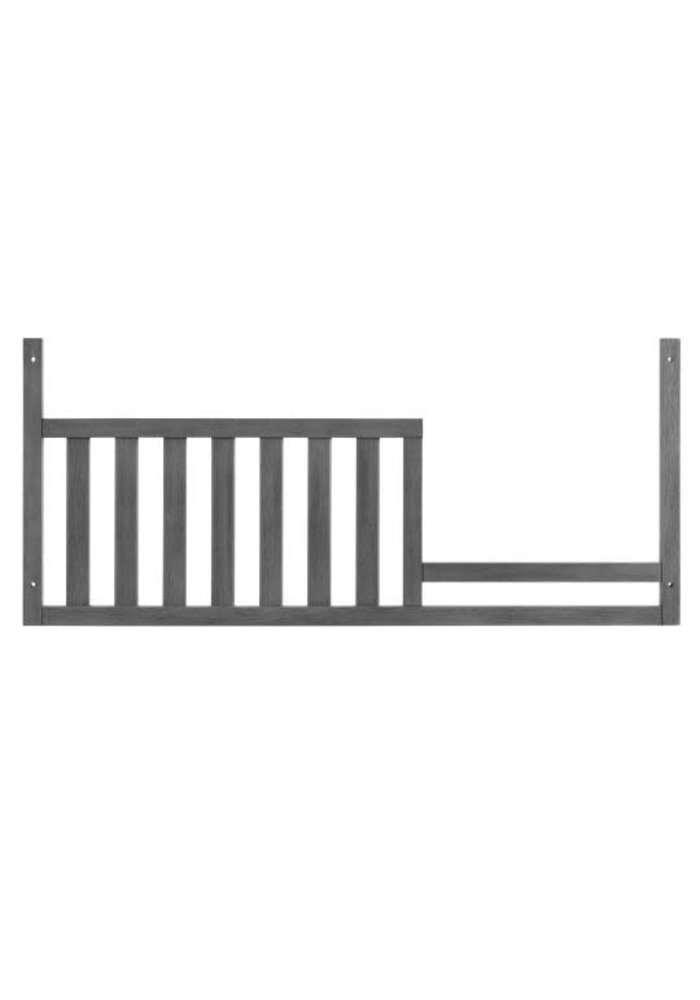 Oxford Baby Holland Toddler Guard Rail For 4 In 1 Crib In Cloud Gray