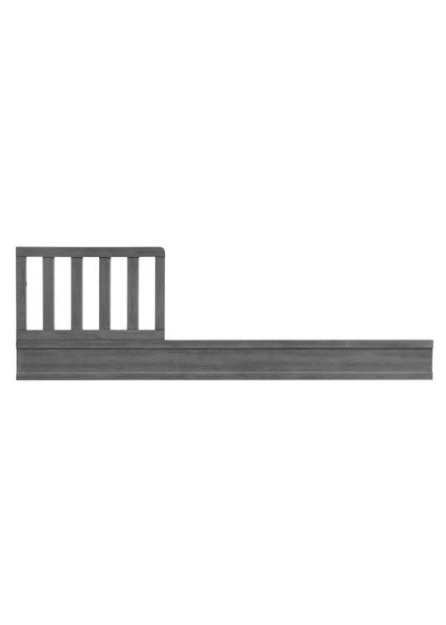 Oxford Baby Oxford Baby Holland Toddler Guard Rail For 3 In 1 Crib In Cloud Gray