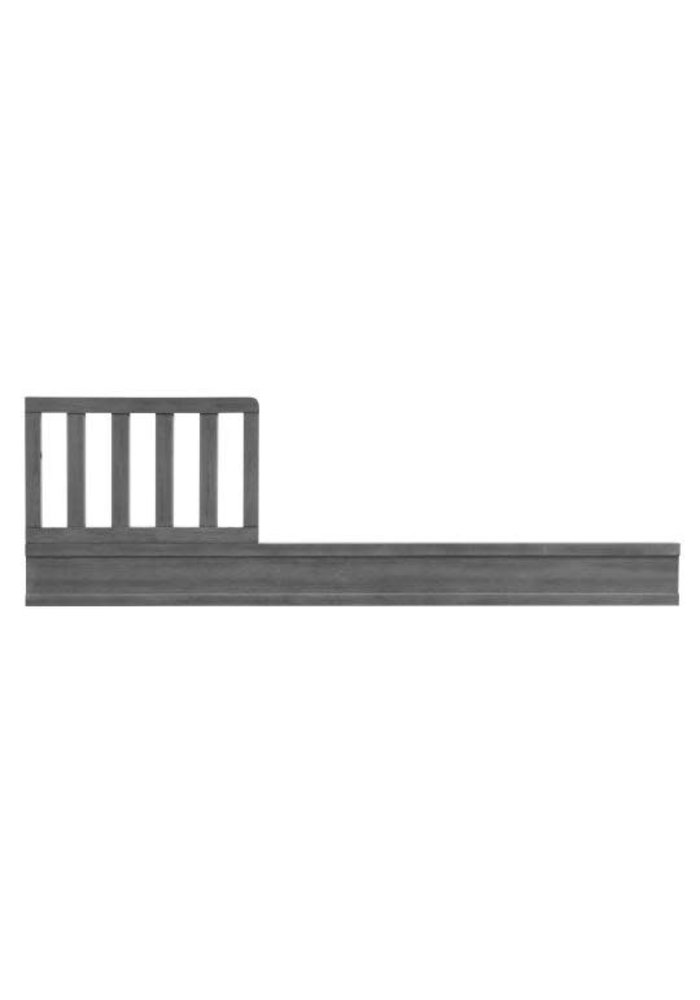Oxford Baby Holland Toddler Guard Rail For 3 In 1 Crib In Cloud Gray