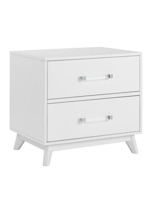 Oxford Baby Oxford Baby Holland Night Stand In White
