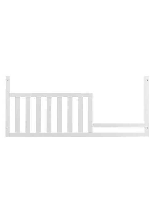 Oxford Baby Oxford Baby Holland Toddler Guard Rail For 4 In 1 Crib In White