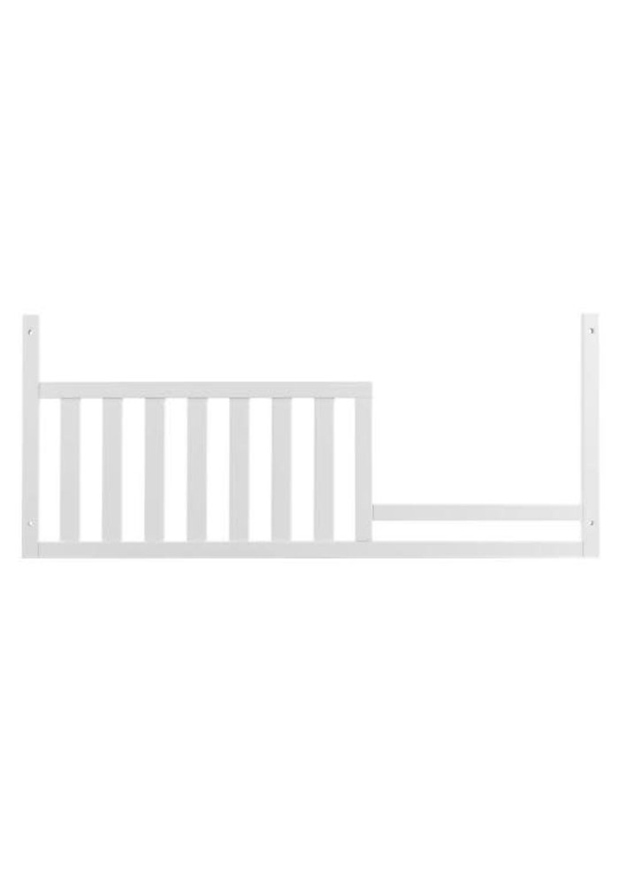 Oxford Baby Holland Toddler Guard Rail For 4 In 1 Crib In White