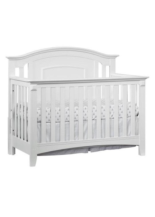 Oxford Baby Oxford Baby Willowbrook 4 In 1 Convertible Crib In White