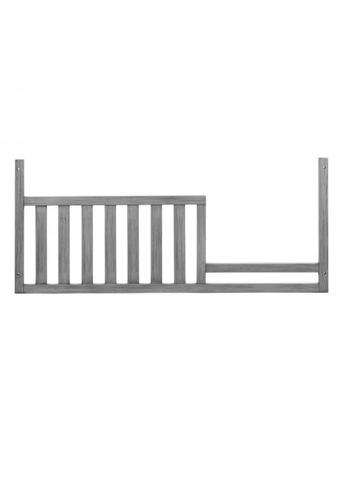 Oxford Baby Oxford Baby Glenbrook Toddler Guard Rail In Graphite Grey