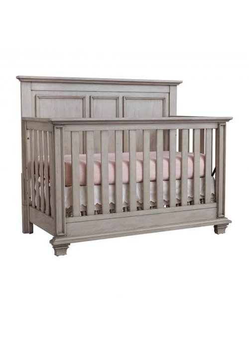 Oxford Baby Oxford Baby Kenilworth 4 In 1 Convertible Crib In  Stone Wash